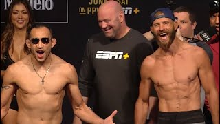 UFC 238: Weigh-in
