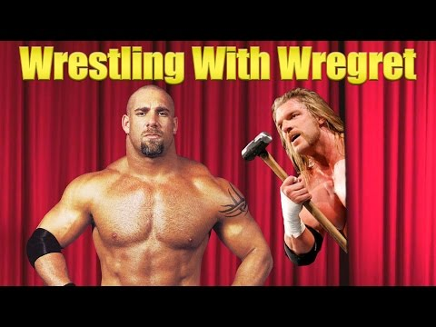 Goldberg in WWE | Wrestling With Wregret