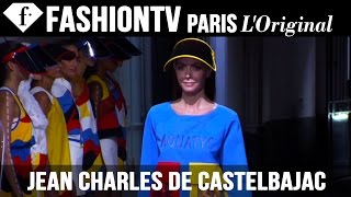Jean Charles de Castelbajac: Designers Inspiration| Spring/Summer 2015 Paris Fashion Week|FashionTV