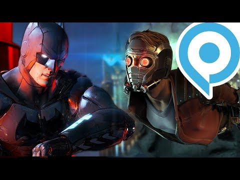 gamescom 2017 | Batman, Guardians of the Galaxy, Minecraft - Telltale im Interview