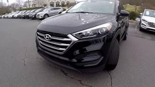 Walkaround Review of 2017 Hyundai Tucson 85287A