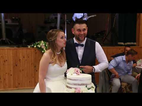 Laura és Gábor esküvője