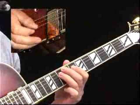 V-IV-I Change Breakdown #1 - Assembly Lines - Jazz Blues Guitar Lessons
