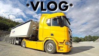 *Holbra VLOG* #20 New Scania R500, provádění pilot