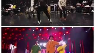 Download Lagu Bruno Mars | Finesse | Ensayó vs Grammys Gratis STAFABAND