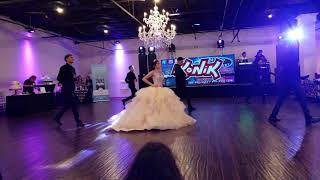 Quinceanera Vals with the Kaotik Dancers!