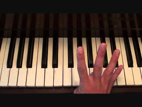 Erase Me - KiD CuDi featuring Kanye West (Piano Lesson by Matt McCloskey)