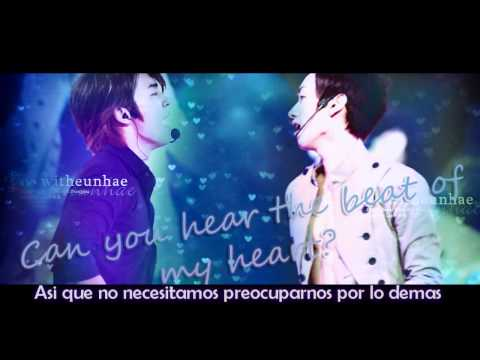 Super Junior EunHae- I wanna love you -Sub español