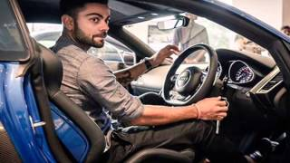 Virat Kohli Buys an Audi, Becomes One of 99 to Own Limited Edition Luxury Car