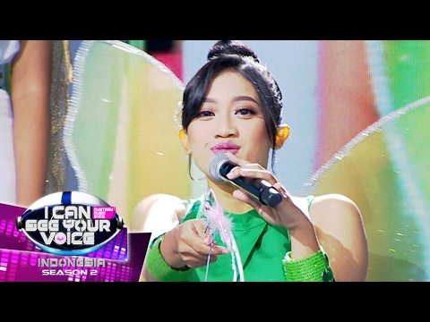 download lagu Wah! Suara TinkerBell Susah Ditebak  - I Can See Your Voice Indonesia 13/2 gratis