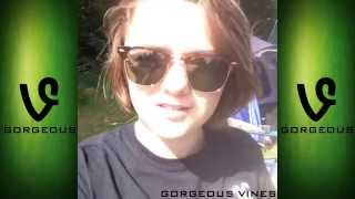 Maisie Williams Vines (NEW & ALL VINES HD) ★★★