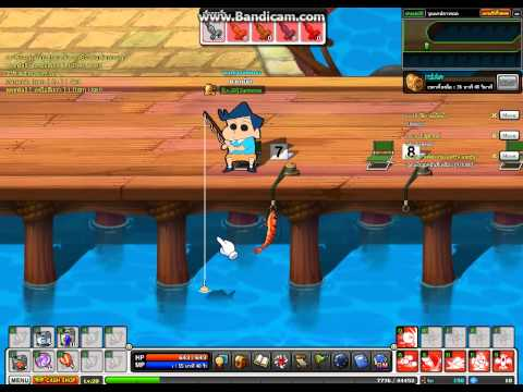 [ DosChannel ] ShinChan TH CBT #มาตกปลากัน