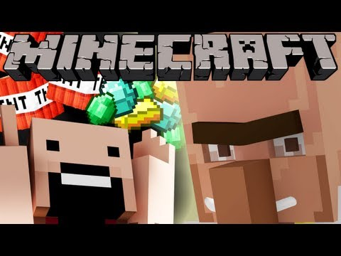 If Notch was Kidnapped by Villagers – Minecraft – 2MineCraft.com