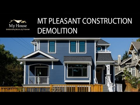 My House Construction - Mt Pleasant Construction Demolition
