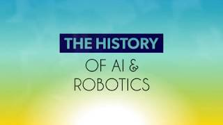 The History of AI & Robotics - from the 1920 to today
