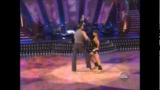Michael Buble Video - Michael Buble' ,Dancing with the stars - Save the last dance for me