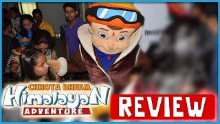 Movie Reviews of Chhota Bheem Himalayan Adventure