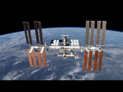 Geopolitics In Space: Will Russia Annex the International Space Station?