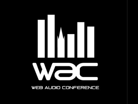 2016 Web Audio Conference (WAC) Day 1