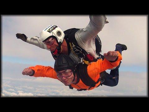 Krassestes Erlebnis | Fallschirmsprung Erfahrung | DEBITOR - auf gamiano.de
