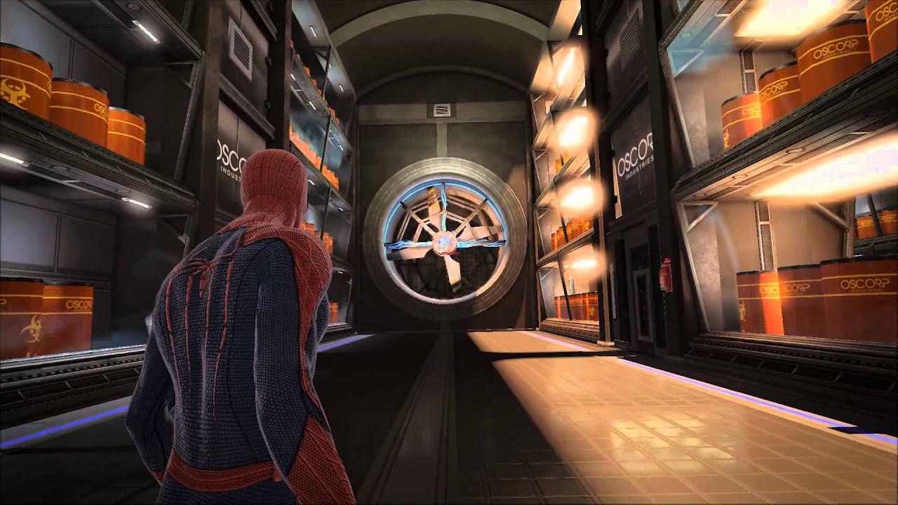 новый человек-паук 2 прохождение игры видео