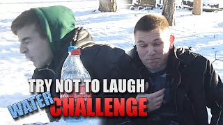 OUTDOOR TRY NOT TO LAUGH CHALLENGE (Water Edition)