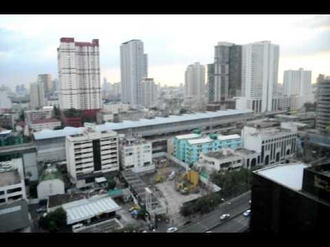 Siam City Hotel in PhayaThai Bangkok