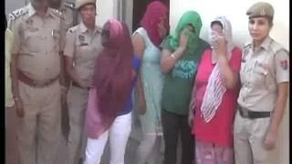 21 Oct 2013   Sex Racket Exposed at Guru Teg Bhadur Nagar at Kothi No