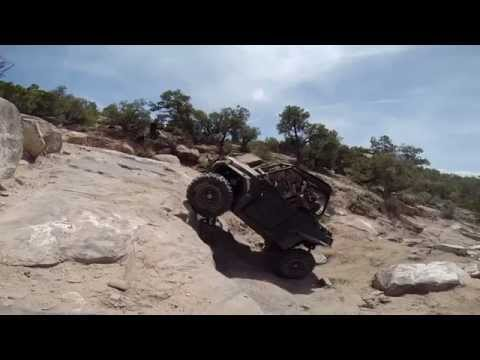 Rally on the Rocks 2014 Rzr's Invade Area BFE