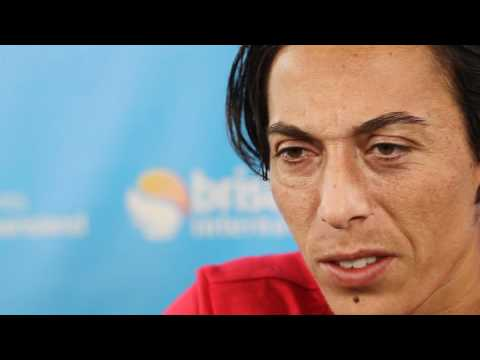 Francesca Schiavone Feature Interview: Brisbane International 2012