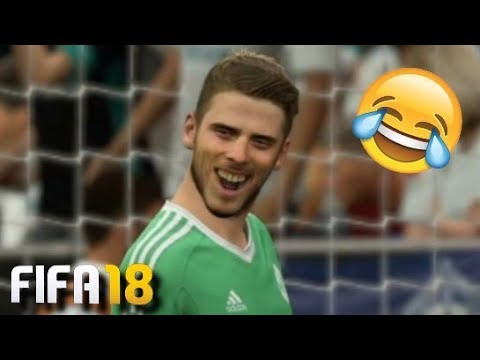 FIFA 18 Fail Compilation | Glitches & Funny Moments Part #4