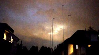 Breaking [UFO] NEWS! UFO HAARP Experiment FLUX HOLOGRAM?! Switzerland 2015 UFO Sightings!