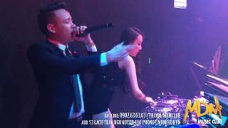 MDM Music Club - DJ Thảo BeBe & Rapper Ashi - On the mix part 4 - 01/10/2016