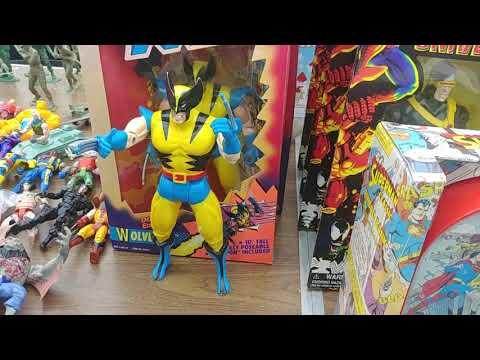 Flea market toy hunt!!