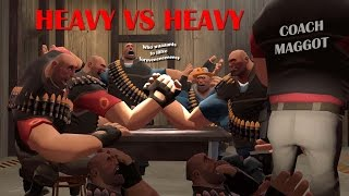 TF2 bot battle 27 : Heavy VS Heavy