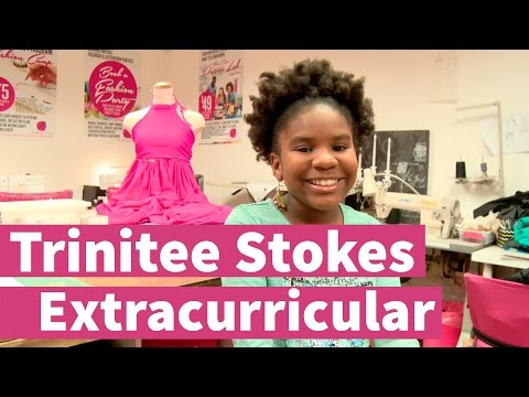 Trinitee Stokes teaches you how to make jogger sweatpants! Extracurricular