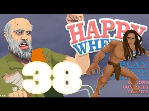 HAPPY WHEELS: Episodio 38