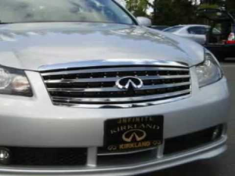 Used 2006 Infiniti M45 Kirkland WA Video