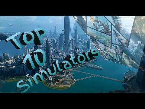 Топ 10 лучших симуляторов на PC.#4
