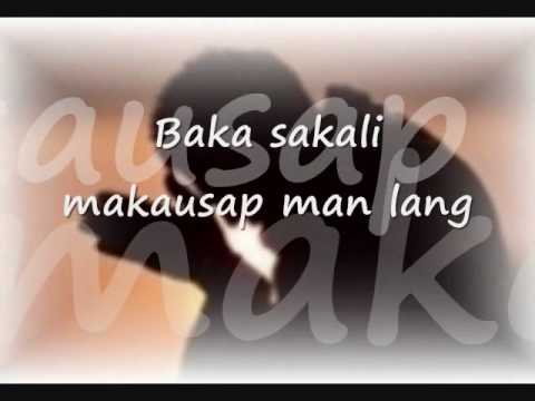 Sana'y Ako Na Lang By Six Part Invention With Lyrics video