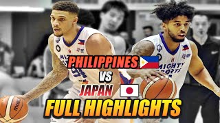 """MIGHTY SPORTS PHILIPPINES """"OFFENSE"""" HIGHLIGHT vs JAPAN   July 14, 2019   2019 William Jones Cup"""