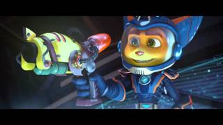 RATCHET AND CLANK - 'Combat Gear' Clip - In Theaters April 29