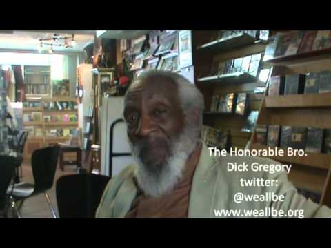 """Bro. Dick Gregory Unchained: On John Lennon, Yoko Ono & Subliminal Messages in Music."""