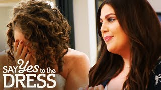 Lady Antbellum's Hillary Scott Surprises a Young Bride | Say Yes To The Dress Atlanta