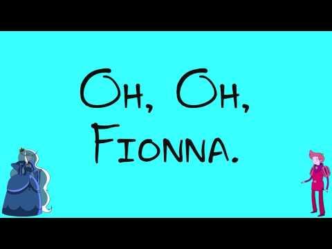 Rebecca Sugar - Oh, Fionna (Lyrics)