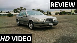 1996 Volvo 850 Turbo Review