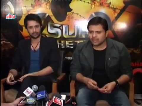 Atif Aslam & Himmesh Reshammiya Competition - I am the best!!!...
