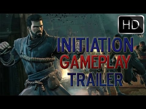 Batman: Arkham Origins | Initiation DLC Gameplay Trailer [HD]