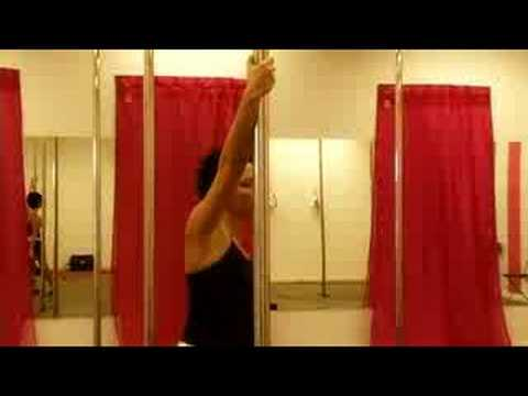 Pole Dancing for Fitness : Basic Pole Dancing Swoops
