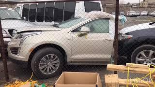 Авторынок Армении. Купил Toyota Alphard .